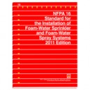 Standard for the Installation of Foam-Water Sprinkler and Foam-Water Spray Systems, 2011 Edition