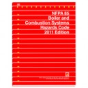 Boiler and Combustion Systems Hazards Code, 2011 Edition