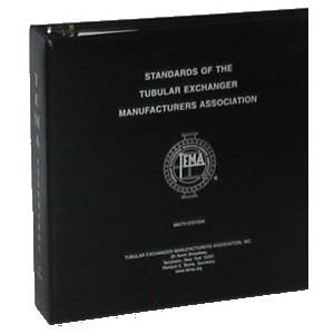 TEMA Standards, 9th Edition