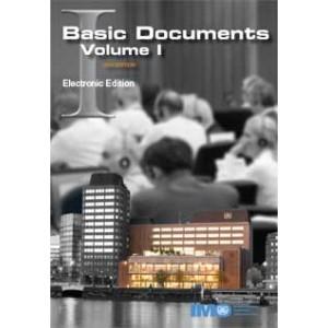 Basic Documents: Volume I, 2010 Edition