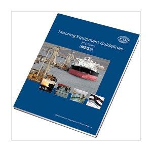 Mooring Equipment Guidelines (MEG3), 3rd Edition