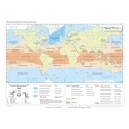 International Load Line Zones and Areas Map