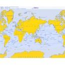 British Admiralty (BA) Standard Nautical Charts numberred: 1-4999