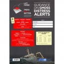 Guidance on GMDSS distress alerts card, 2013 Edition