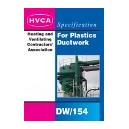 DW154 - Specification for Plastics Ductwork