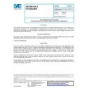 SAE AS9101E  Quality Management Systems Audit Requirements for Aviation, Space, and Defense Organizations